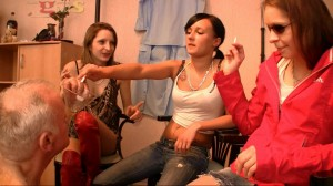 schoolgirls femdom