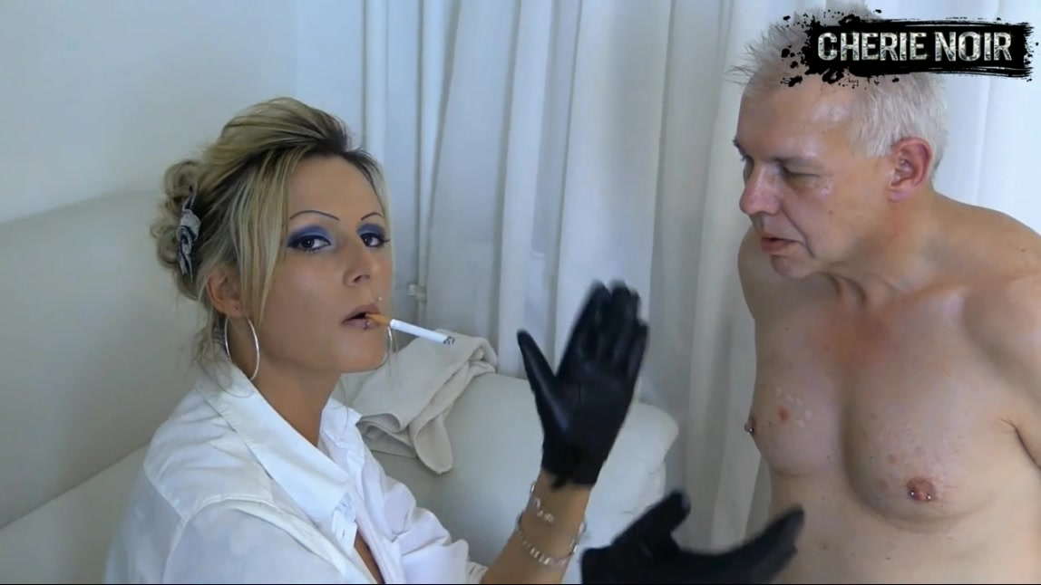 russian mistress face slapping