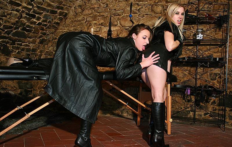 Kinky Leather Ladies